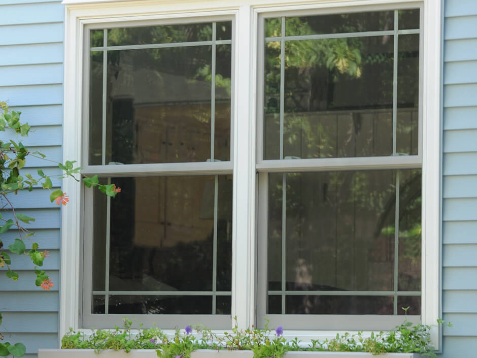 double hung window pictures white classic white double hung double hung windows renewal by andersen